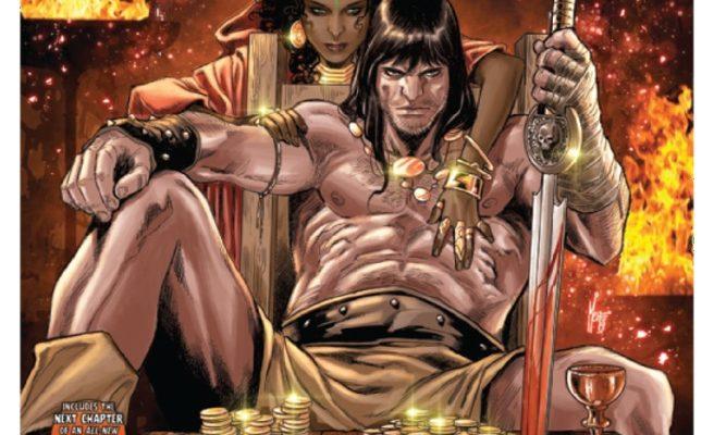 Review: Savage Sword of Conan #7 – Comic Crusaders